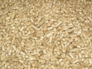 Stro pellets